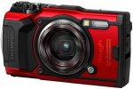 Компактный фотоаппарат Olympus Tough TG-6 Red
