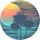 Кольцо-держатель Popsockets Pakwan Sunset Ocean (101128)