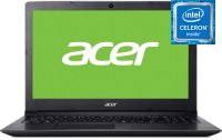 Ноутбук Acer Aspire A315-32-C5U6 (NX.GVWER.017) (Intel Celeron N4000 1.1GHz/15.6''/1366x768/4GB/128GB SSD/Intel UHD Graphics 600/DVD нет/Wi-Fi/Bluetooth/Linux)