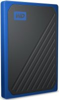 Твердотельный накопитель WD My Passport Go 500GB Cobalt (WDBMCG5000ABT-WESN)