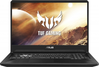 """Купить Игровой ноутбук ASUS, TUF Gaming FX705DD-AU081T (AMD Ryzen 5 3550H 2.1GHz/17.3""""/1920х1080/16GB/512GB SSD/nVidia GeForce GTX 1050/DVD нет/Wi-Fi/Bluetooth/Win 10)"""