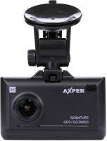 Автомобильный видеорегистратор с радар-детектором AXPER Combo Hybrid Wi