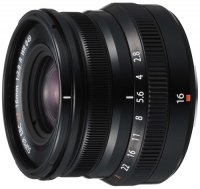 Объектив Fujifilm XF16mm f/2.8 R WR Black