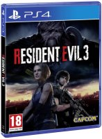 Игра для PS4 Capcom Resident Evil 3