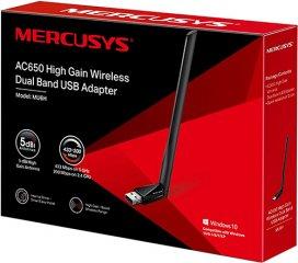 Wi-Fi-Адаптер Mercusys Mu6H