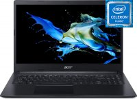 Ноутбук Acer Extensa 15 EX215-31-C7VV (NX.EFTER.00B) (Intel Celeron N4000 1.1GHz/15.6''/1366x768/4GB/500GB/Intel UHD Graphics 600/DVD нет/Wi-Fi/Bluetooth/Win10 Home)