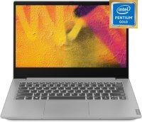 Ноутбук Lenovo IdeaPad S340-14IWL (81N700HVRU)(Intel Pentium Gold 5405U 2.3GHz/14''/1920x1080/8GB/256GB SSD/Intel UHD Graphics 610/DVD нет/Wi-Fi/Bluetooth/Win10)
