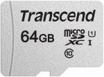 Карта памяти Transcend microSDXC 64GB (TS64GUSD300S)