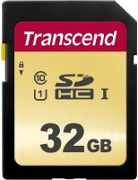Карта памяти Transcend SDHC 32GB (TS32GSDC500S)