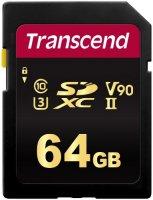 Карта памяти Transcend SDXC 64GB (TS64GSDC700S)