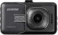 Автомобильный видеорегистратор Digma FreeDrive 118 Black фото