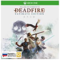 Игра для Nintendo Switch THQ Nordic Pillars of Eternity II: Deadfire Ultimate Edition фото