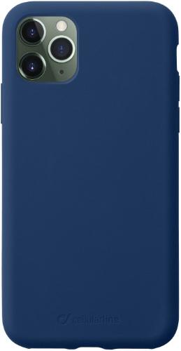 Чехол Cellular Line Sensation для iPhone 11 Pro Blue (SENSATIONIPHXIB)
