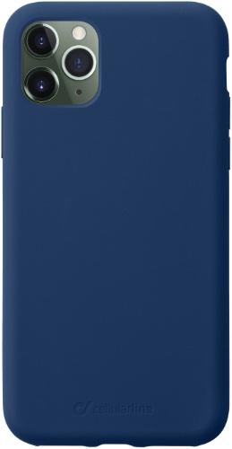 Чехол Cellular Line Sensation для iPhone 11 Pro Max Blue (SENSATIONIPHXIMAXB)