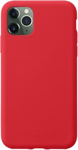 Чехол Cellular Line Sensation для iPhone 11 Pro Red (SENSATIONIPHXIR)