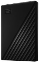 Внешний жесткий диск WD My Passport 1TB Black (WDBYVG0010BBK-WESN)