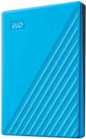 WD MY PASSPORT 2TB BLUE (BYVG0020BBL-WESN)