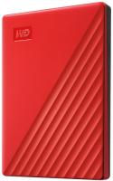 WD MY PASSPORT 2TB RED (BYVG0020BRD-WESN)