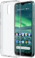 Чехол для сотового телефона Nokia Clear Case для Nokia 2.3, прозрачный (4B53) фото