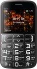 Мобильный телефон BQ mobile BQ-2441 Comfort Black/Silver