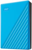 WD MY PASSPORT 4TB BLUE (BPKJ0040BBL-WESN)