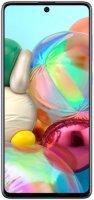Смартфон Samsung Galaxy A71 Silver (SM-A715F/DSM)