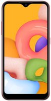 Смартфон Samsung Galaxy A01 Red (SM-A015F/DS)
