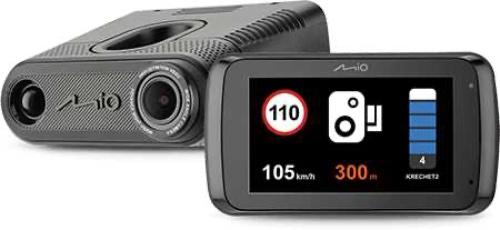 Автомобильный видеорегистратор с радар-детектором Mio MiVue i95