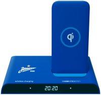 Внешний аккумулятор InterStep PB10DQi Pro Zenit Edition 10000 mAh Dark Blue
