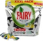 Капсулы для посудомоечных машин Fairy Platinum All in One Lemon, 125 шт