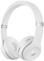 BEATS SOLO3 WIRELESS SATIN SILVER (MX452EE/A)  фото