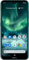 Смартфон Nokia 7.2 128GB Cyan Green (TA-1196)