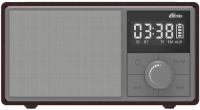 Часы с радио Ritmix RRC-885 Silver фото