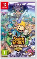 Игра для Nintendo Switch Nintendo Snack World: The Dungeon Crawl - Gold