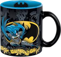 Сувенирный набор ABYstyle DC Comics: Batman кружка + брелок + записная книжка (ABYPCK136) фото