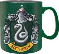 Сувенирный набор ABYstyle Harry Potter: Slytherin кружка + брелок + значки (ABYPCK094) фото