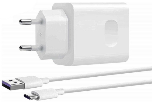 Сетевое зарядное устройство Huawei HW-100400E00 White