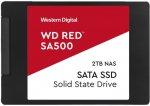 Твердотельный накопитель WD SA500 2TB Red (WDS200T1R0A)