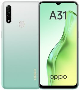 Смартфон OPPO A31 4+64GB Fantasy White (CPH2015) - купить смартфон Оппо A31 4+64GB Fantasy White (CPH2015), цены в интернет-магазине Эльдорадо в Москве, доставка по РФ
