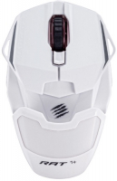 Игровая мышь MAD CATZ R.A.T. 1+ White фото