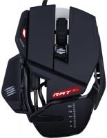 Игровая мышь MAD CATZ R.A.T. 4+ Black фото