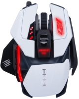 Игровая мышь MAD CATZ R.A.T. Pro S3 White фото