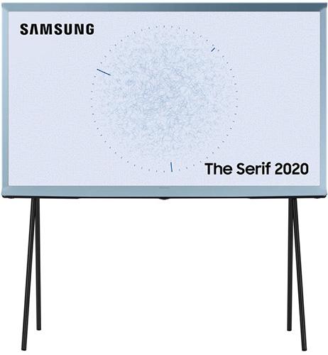 "Ultra HD (4K) OLED телевизор 43"" Samsung QE43LS01TBU - LED-, OLED-телевизоры"