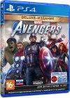 Игра для PS4 Square Enix Мстители Marvel. Издание Deluxe
