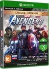 Игра для Xbox One Square Enix Мстители Marvel. Издание Deluxe