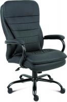Кресло Brabix Premium Heavy Duty HD-001 Black (531015) фото