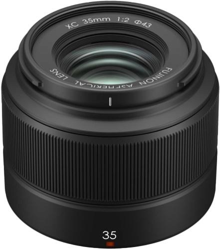 Объектив Fujifilm XC35mm F2 Black