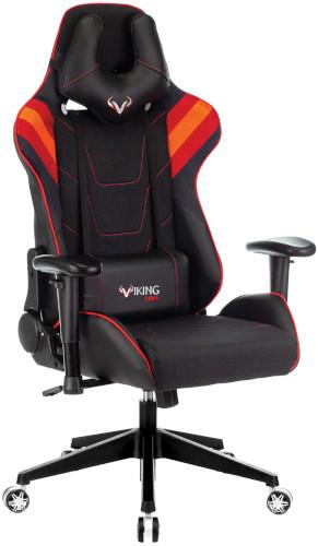 Игровое кресло Бюрократ Viking 4 Aero Red