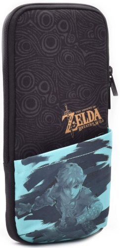 Чехол HORI Zelda: Breath Of The Wild для Nintendo Switch (NSW-168U)
