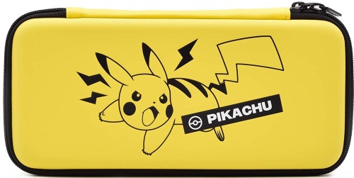 Чехол HORI Pikachu для Nintendo Switch (NSW-217U)
